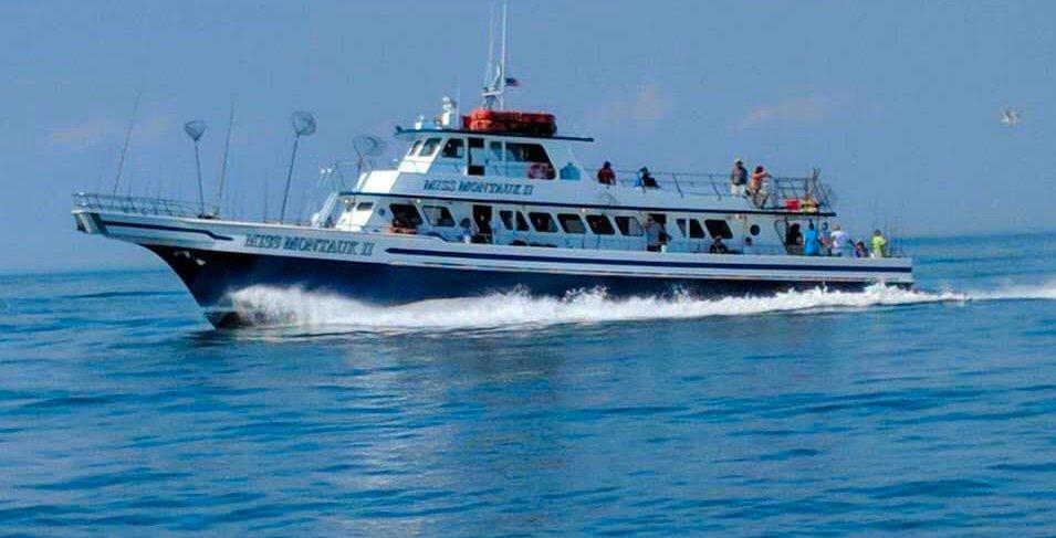 Miss Montauk Ii Fishing Boat